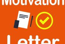 Photo of رسائل دوافع Motivation + نموذج السيرة الذاتية