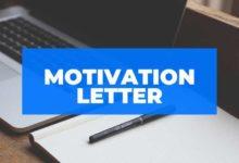 Photo of نموذج عن رسالة الدوافع :: Example of Motivation Letter